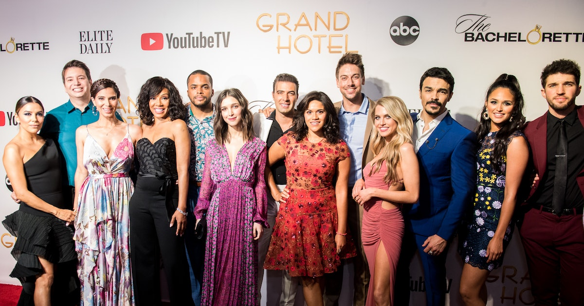 5 Things We Learned About 'Grand Hotel' At The Star-Studded Cast Party in Miami