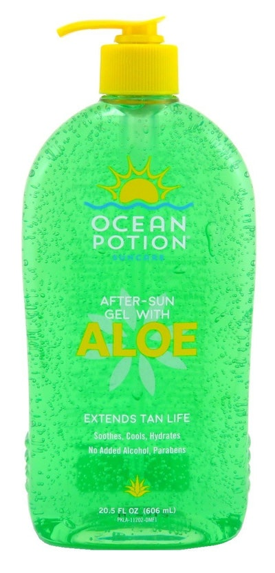 Ocean Potion Pure Aloe Vera Gel - 20.5 oz.