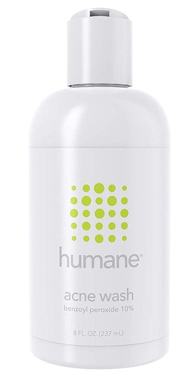 Humane Benzoyl Peroxide Acne Treatment