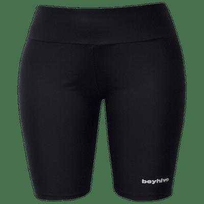 Beyhive Black Bike Shorts