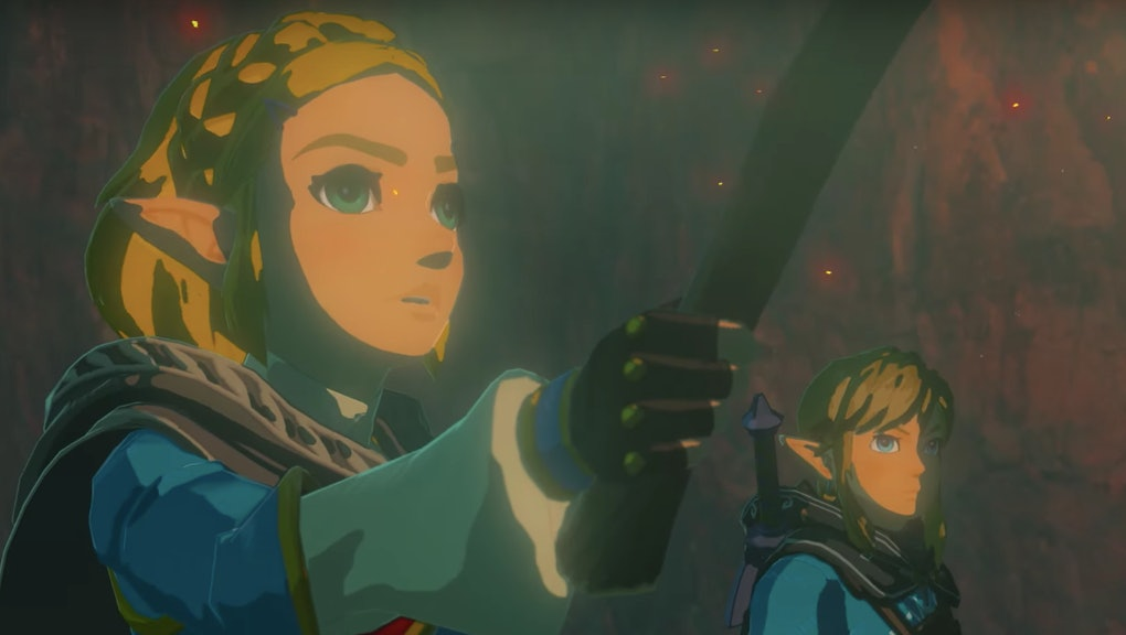 Zelda: Breath of the Wild' sequel previewed at E3 along with