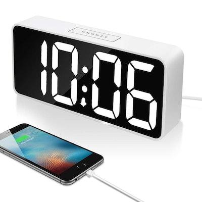 LED Digital Alarm Clock