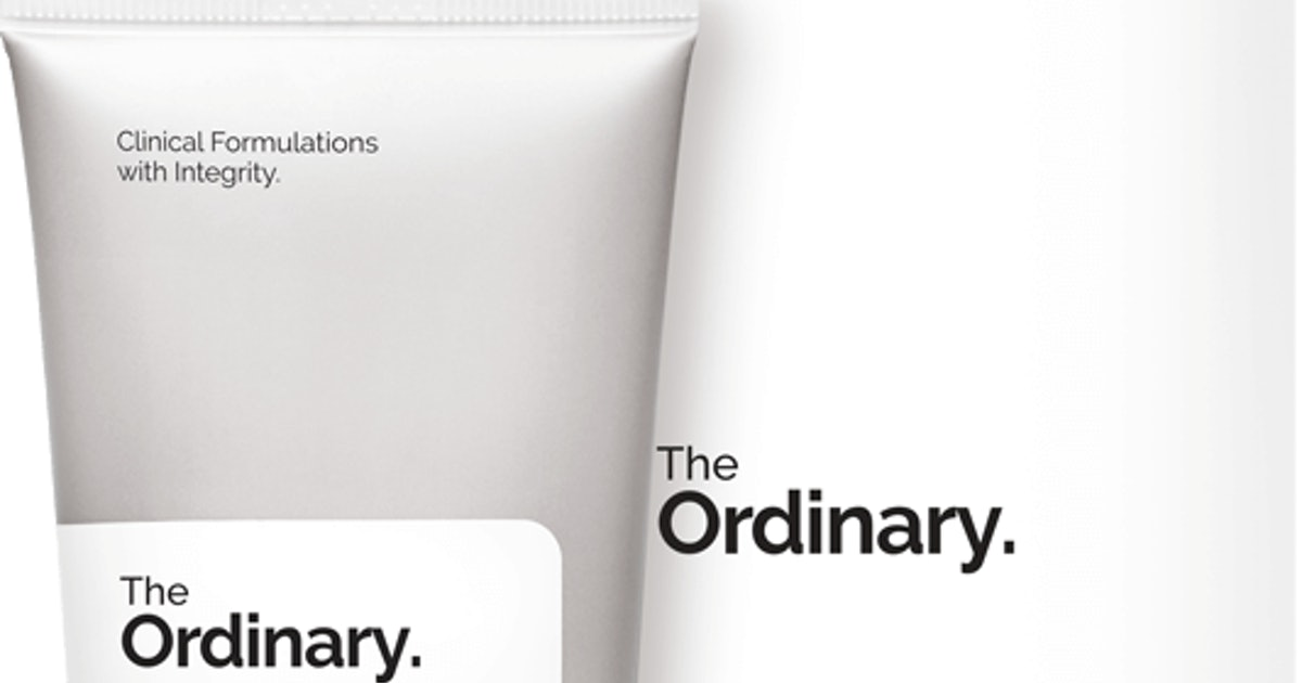 The Ordinary's Salicylic Acid Masque Is A First For The Brand (& It's Only $12)