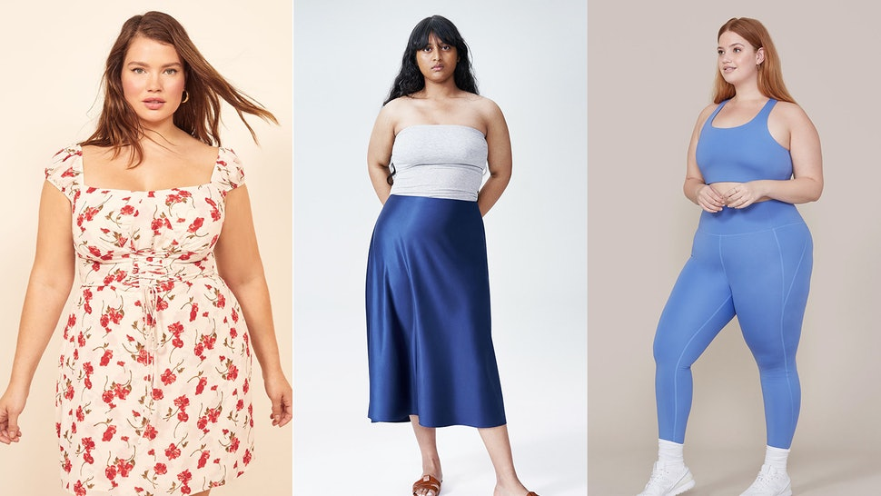 31 Plus Size Clothing Options That Hit Every Single Summer ...