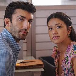 Jane The Virgin. Photo via The CW