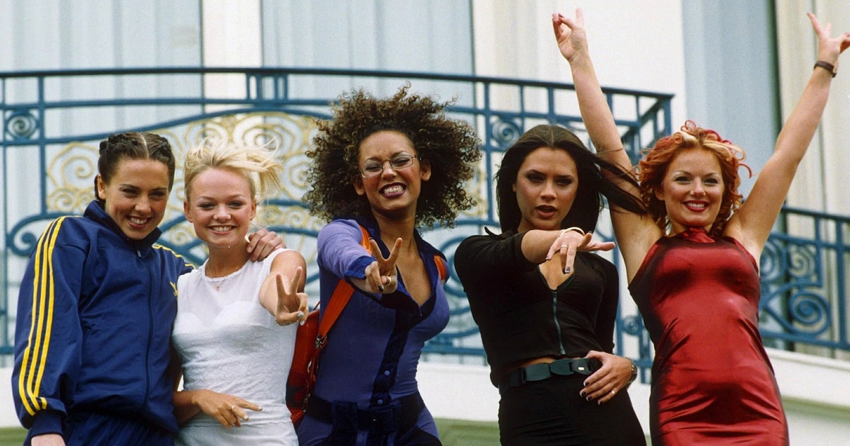Another Spice Girls Movie Is Coming In 2020 With All 5 Members