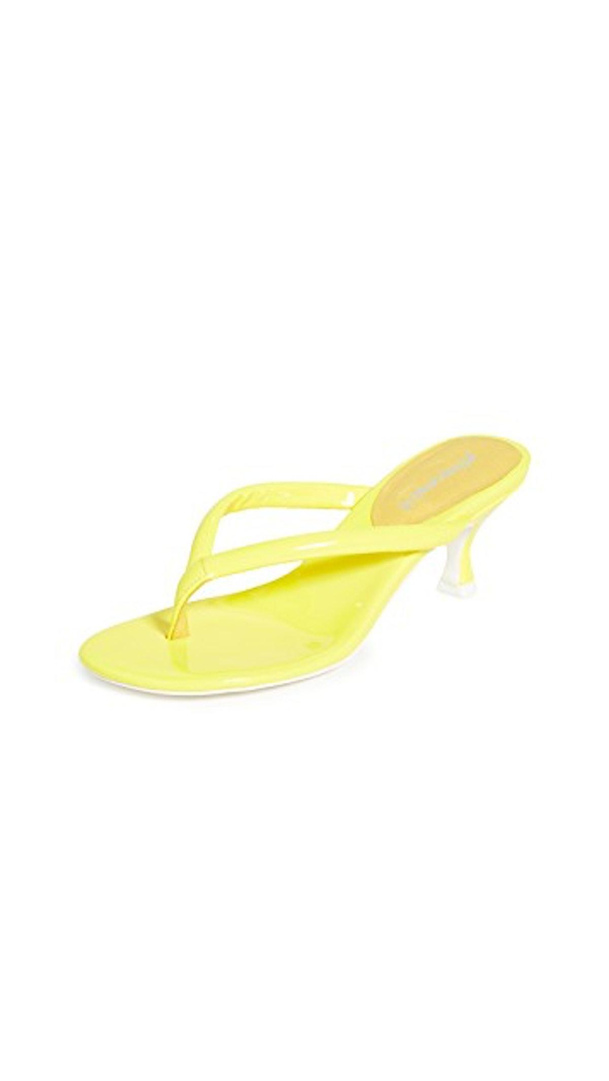 Jeffrey Campbell Brink 2 Thong Sandals