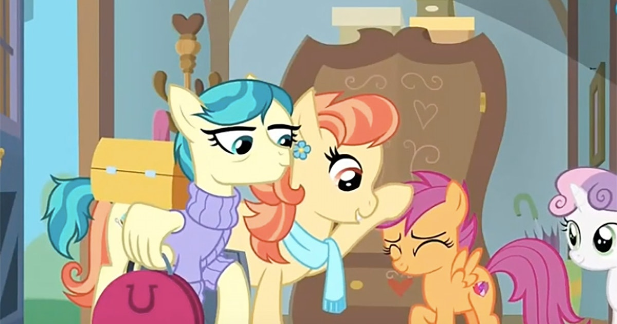 My Little Pony Will Debut A Same Sex Couple Soon Marking A Big Win For Lgbtq Representation Friendship is magic season 9 episode 12 the last crusade. my little pony will debut a same sex