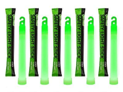 Ultra Bright Glow Sticks (12-Pack)
