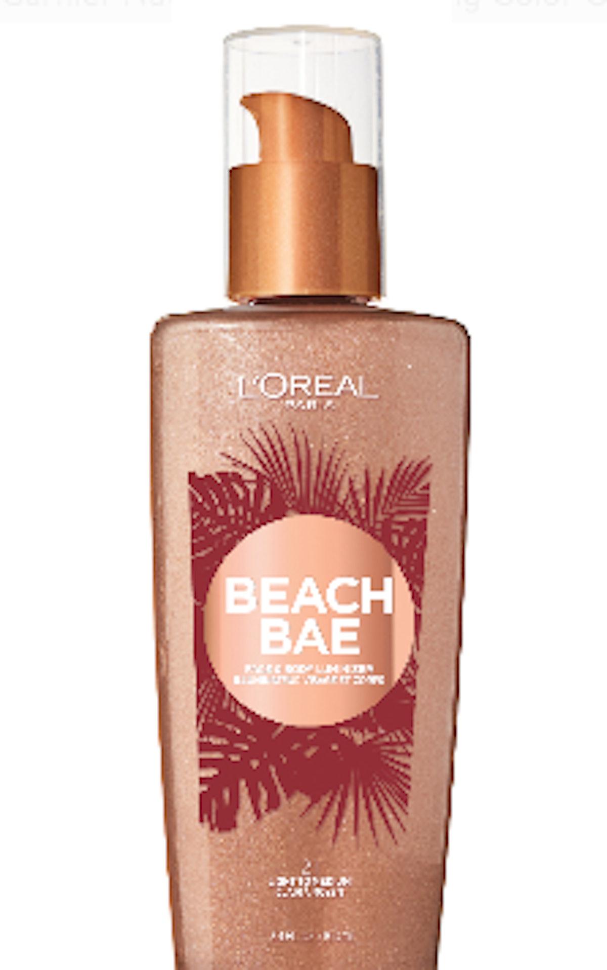 L'Oreal Paris Summer Belle Beach Bae Face & Body Liquid Luminizer