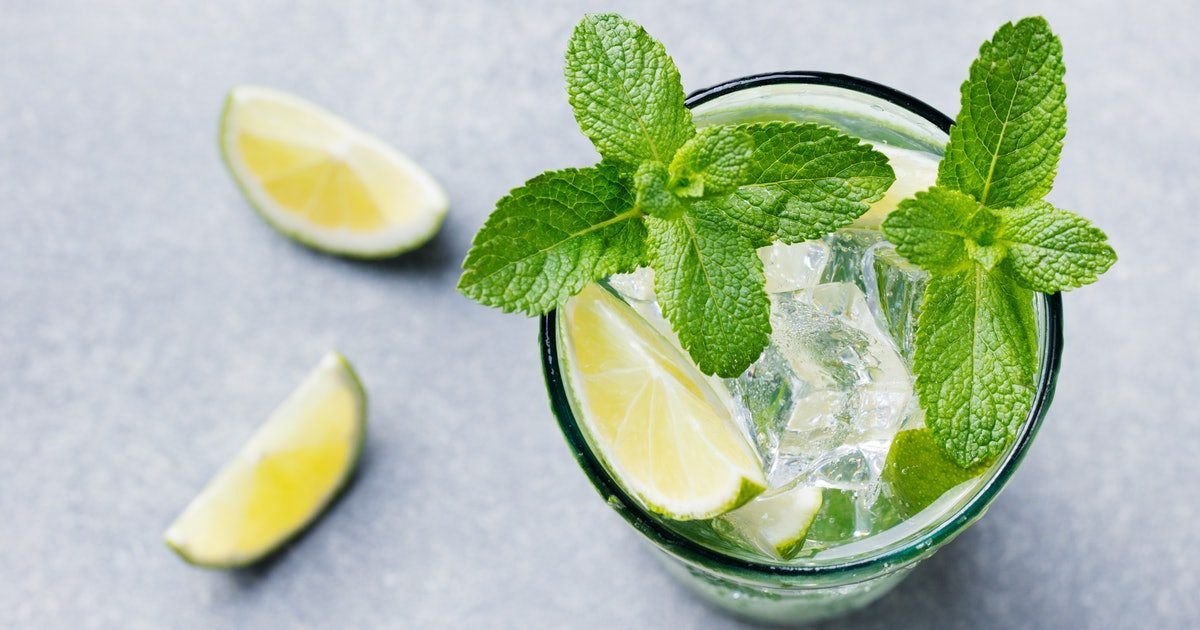 5 Healthy Summer Cocktails That'll Make You Feel Better About Indulging This Season