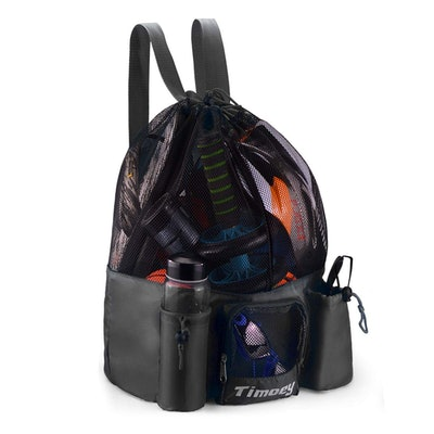 Timoey Mesh Beach Backpack