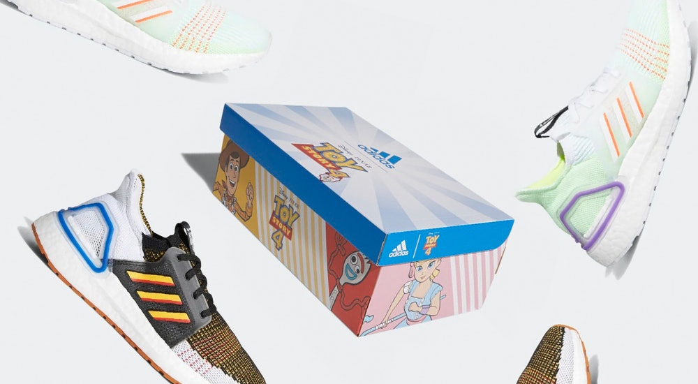 The Adidas x 'Toy Story 4' Collection Is The Perfect Thing