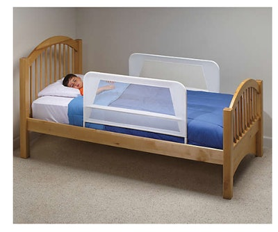 KidCo Mesh Bed Rails in White