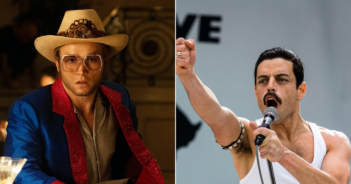 'Rocketman' Almost Included A Rami Malek As Freddie Mercury Cameo