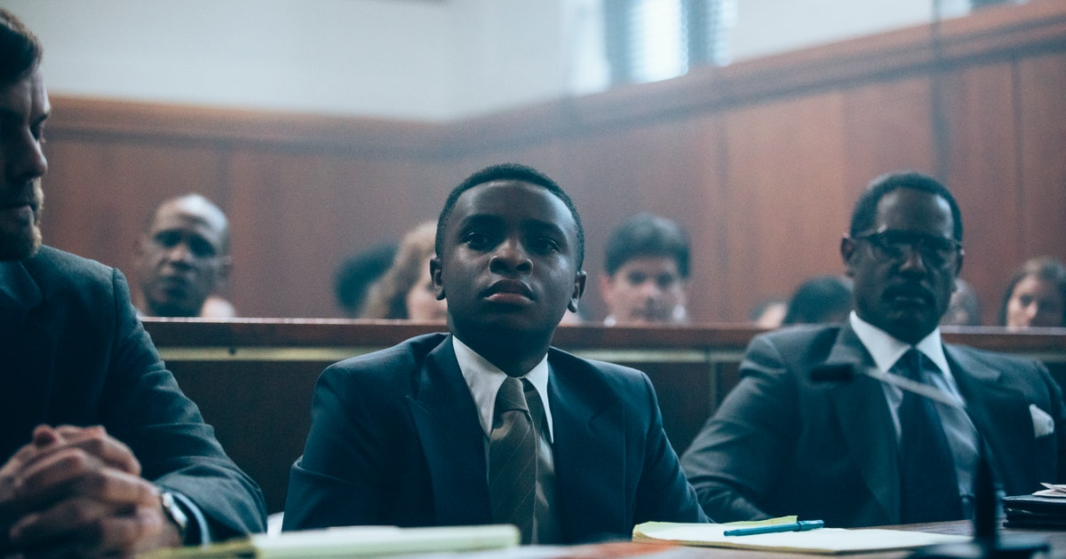"""""""When They See Us"""" Shows How Black Slang Was Criminalized For The Central Park 5 & It Still Is Today"""