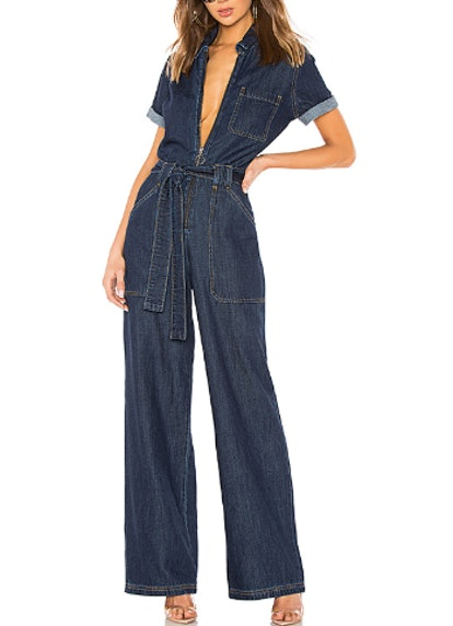 Factory Floor Coverall