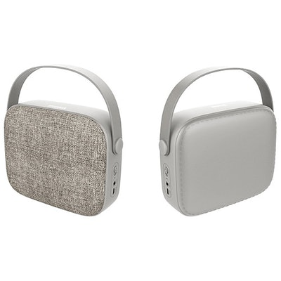 Sylvania Portable Bluetooth Retro-Design Speaker
