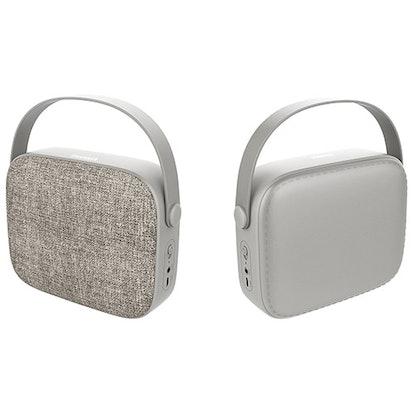 Sylvania Portable Bluetooth Retro-Design Speaker