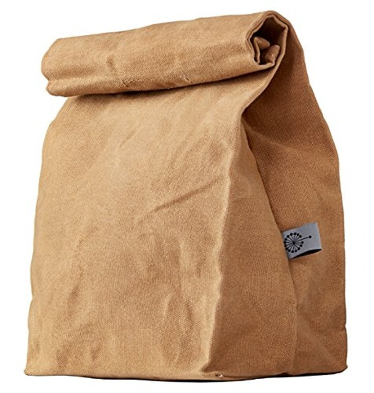 COLONY CO. Waxed Canvas Lunch Bag