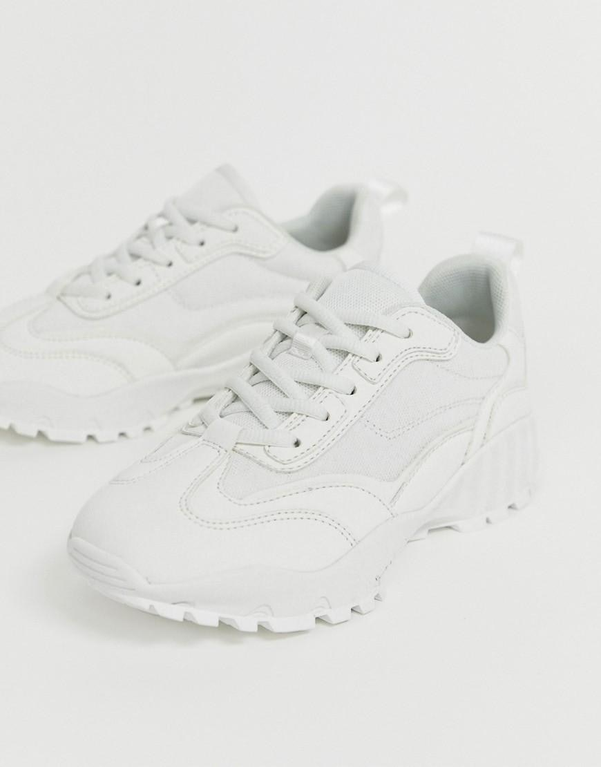 12 Chunky White Sneakers Under $100