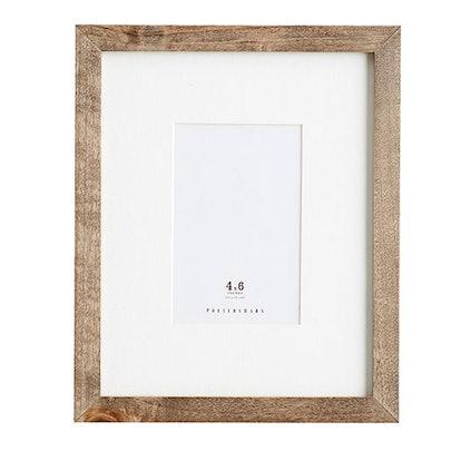 Wood Gallery Single Opening Frame