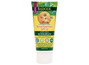 Badger Anti-Bug Sunscreen SPF 34