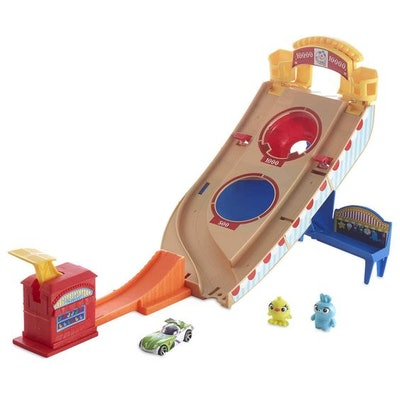 Buzz Lightyear Carnival Rescue Play Set - Toy Story 4
