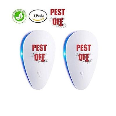 PEST OFF Ultrasonic Pest Repeller