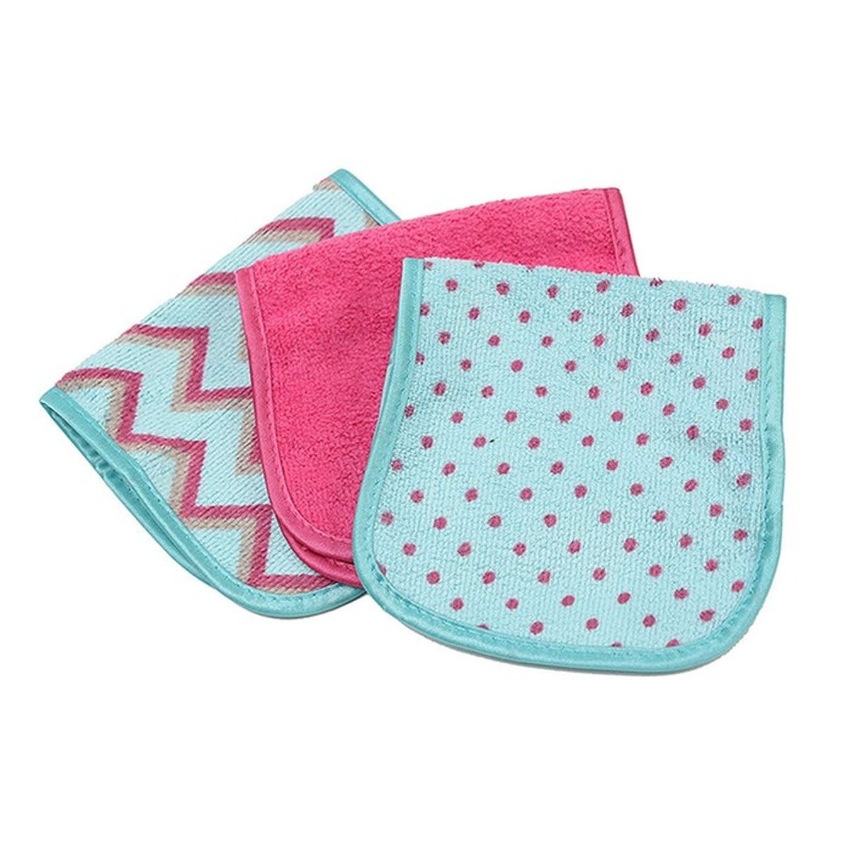 S & T Always Off Makeup Remover Cloths (3-Pack)