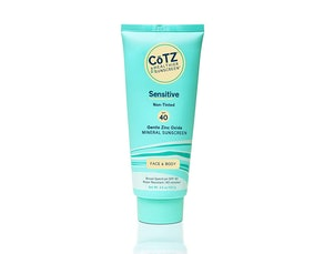 CōTZ Sensitive Sunscreen SPF 40