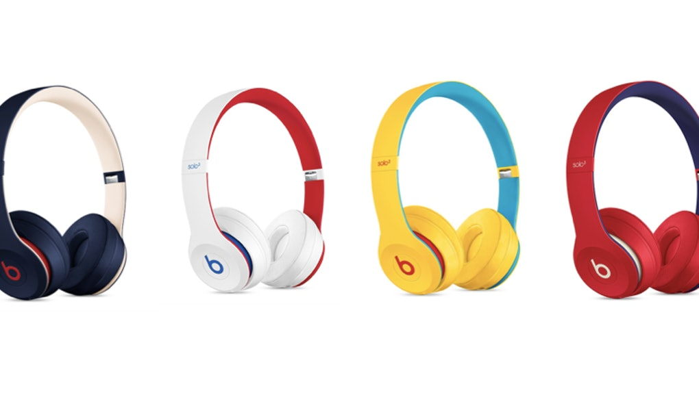 The Beats Solo3 Wireless Club Collection Headphones Come In 4 Summery Colors