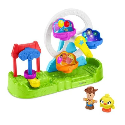 Toy Story 4 Ferris Wheel Play Set by Little People