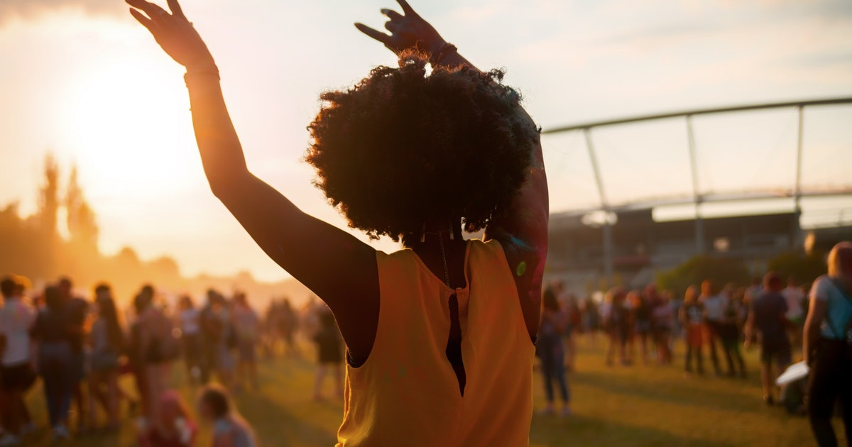 The Top 10 Festivals For Matches Have Been Revealed By Happn, But Are You Attending Any This Summer?