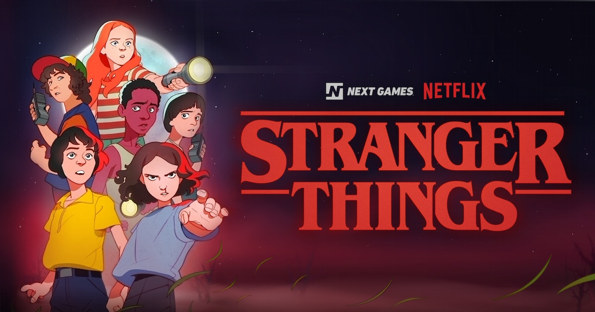 A new 'Stranger Things' mobile game is coming in 2020 from Netflix and Next Games