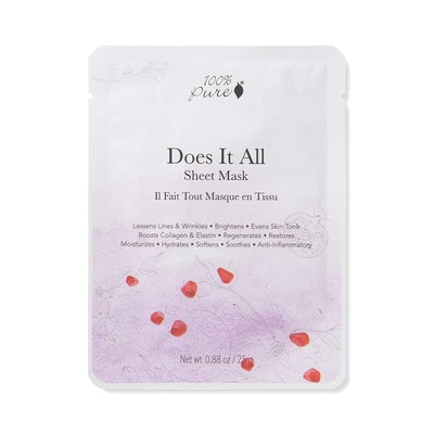 100% PURE Does It All Sheet Mask