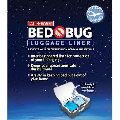 AllerEase Bed Bug Proof Luggage Liner
