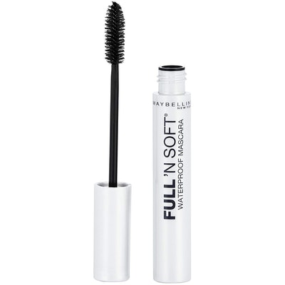 Maybelline New York Full 'N Soft Waterproof Mascara