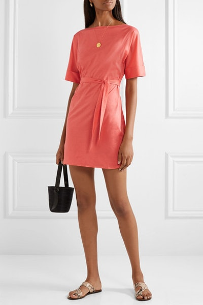 Les Essentiels Cesar Cotton-Jersey Mini Dress