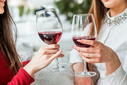 Alcohol can have a drying effect on your vaginal health
