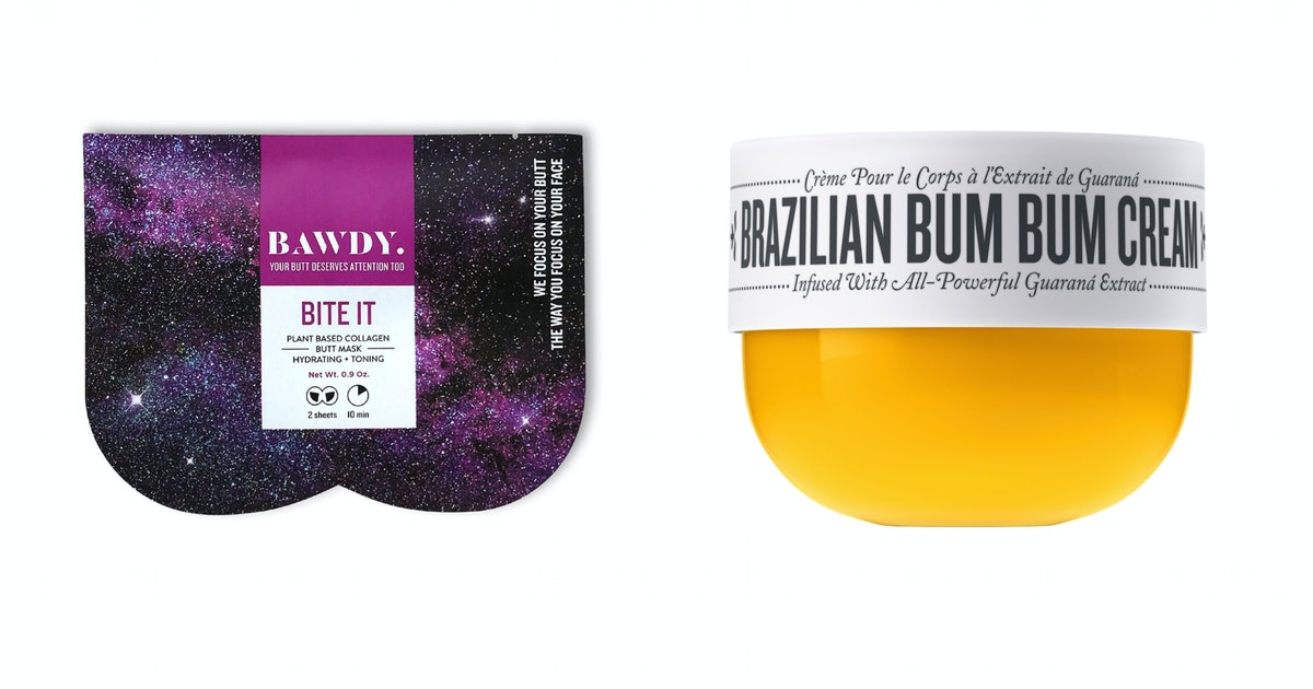 What Are Bum Masks? Prepare Yourself For A Serious Pampering Sesh
