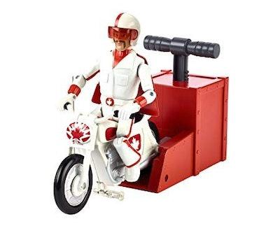 "Disney Pixar Toy Story Stunt Racer Duke Caboom, 5.9"""