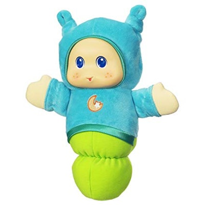 Playskool Lullaby Gloworm Toy with 6 Lullaby Tunes