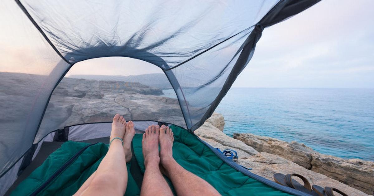 Auf campingplatz sex dem Geiler Sex