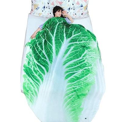 Cabbage Blanket