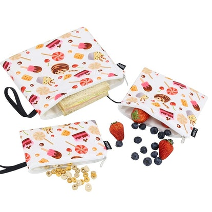 Hibala Reusable Sandwich Bags (Set of 3)