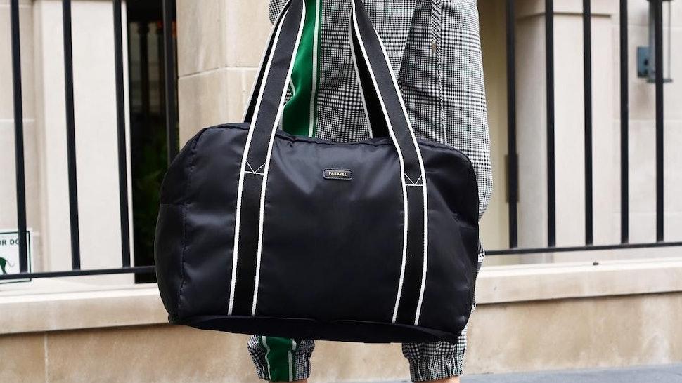 Fold-Up Bag