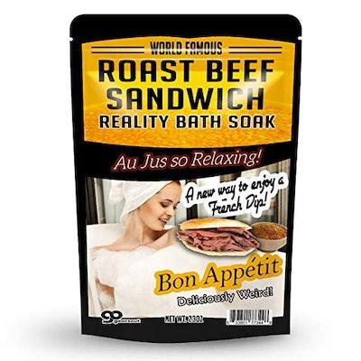 Roast Beef Sandwich Bath Soak