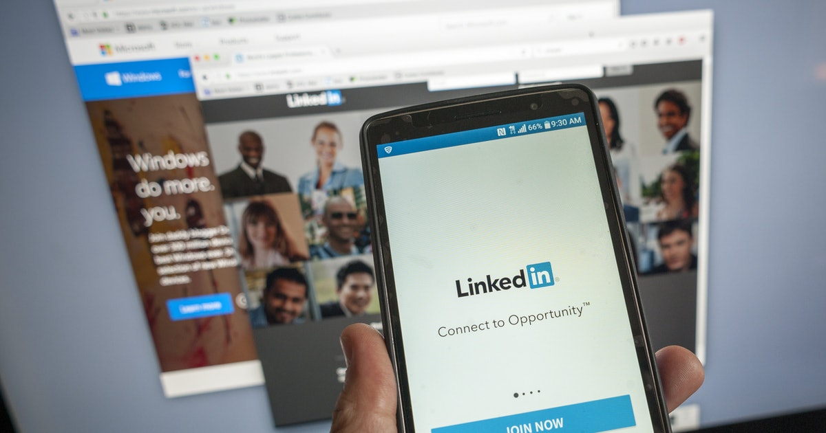 Spies are using LinkedIn to connect with targets, according to new report