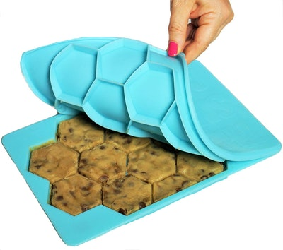 Shape+Store The Smart Cookie Cookie Container And Cutter